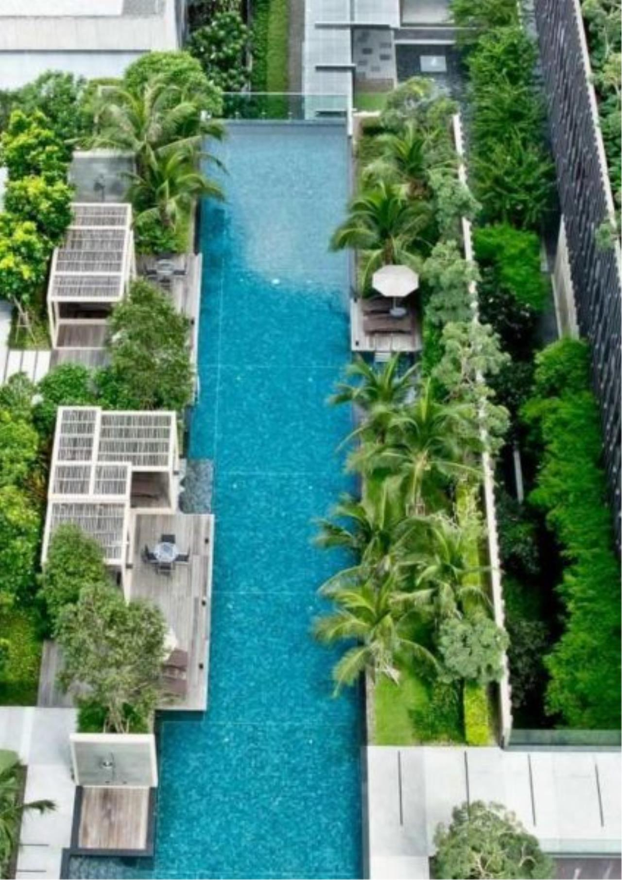 Bangkok Residential Agency's 3 Bed Condo For Rent Near Riverside BR9266CD 8