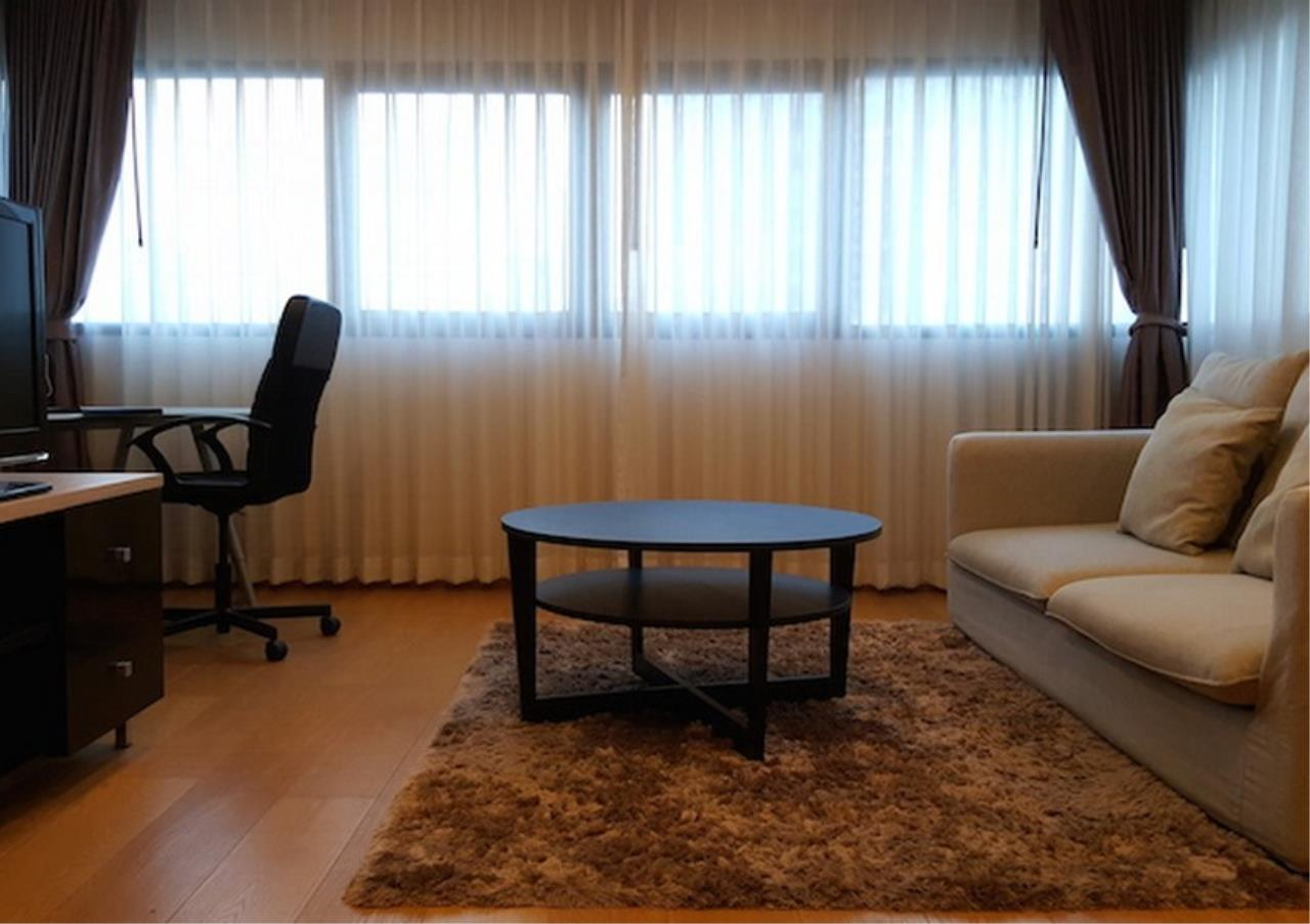 Bangkok Residential Agency's 1 Bed Condo For Rent in Sathorn BR9337CD 2
