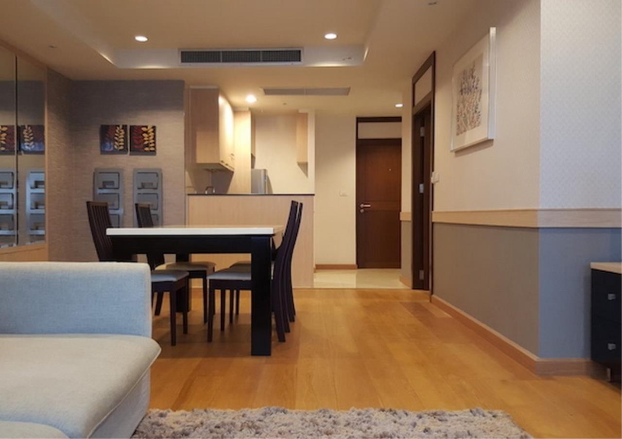 Bangkok Residential Agency's 1 Bed Condo For Rent in Sathorn BR9337CD 1
