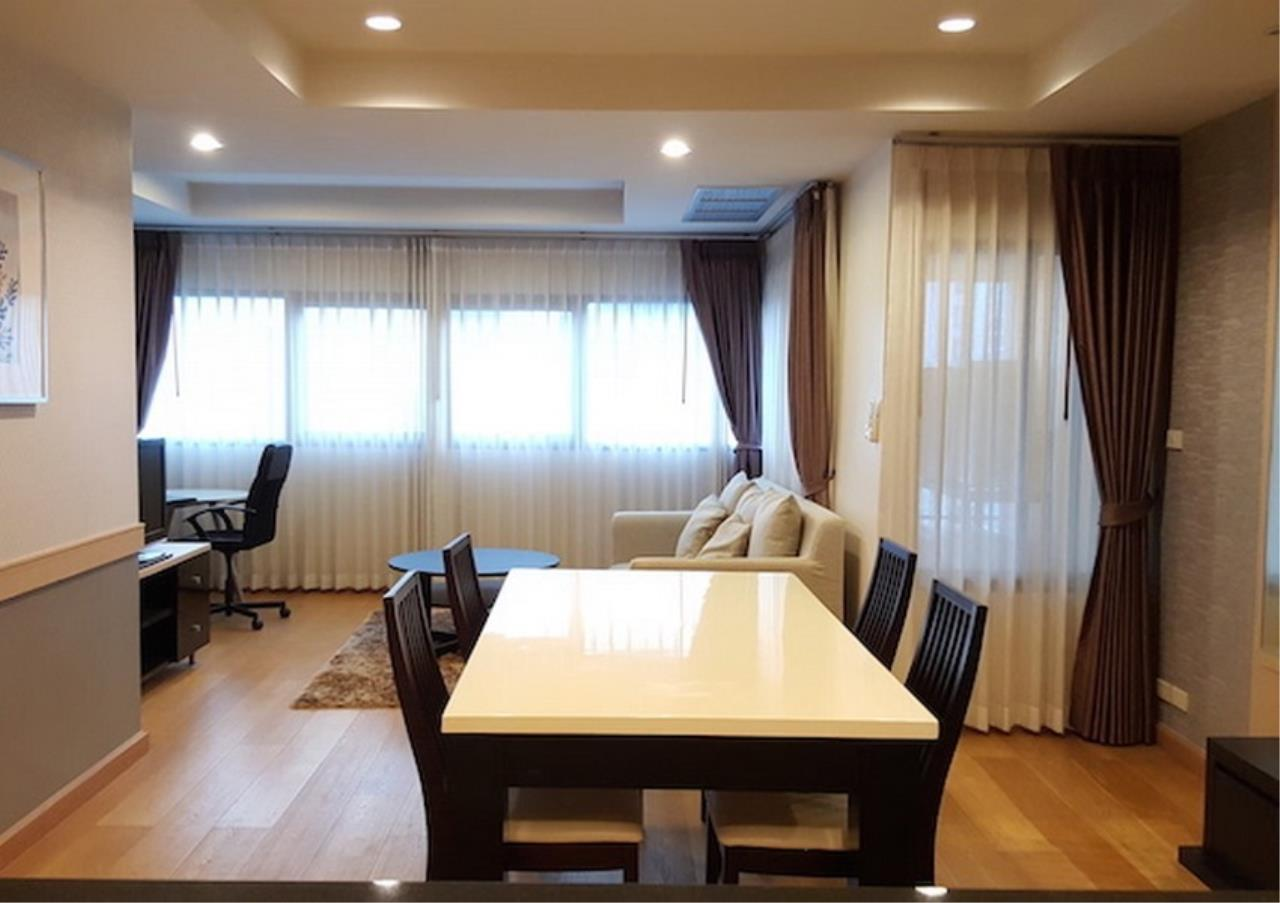 Bangkok Residential Agency's 1 Bed Condo For Rent in Sathorn BR9337CD 5