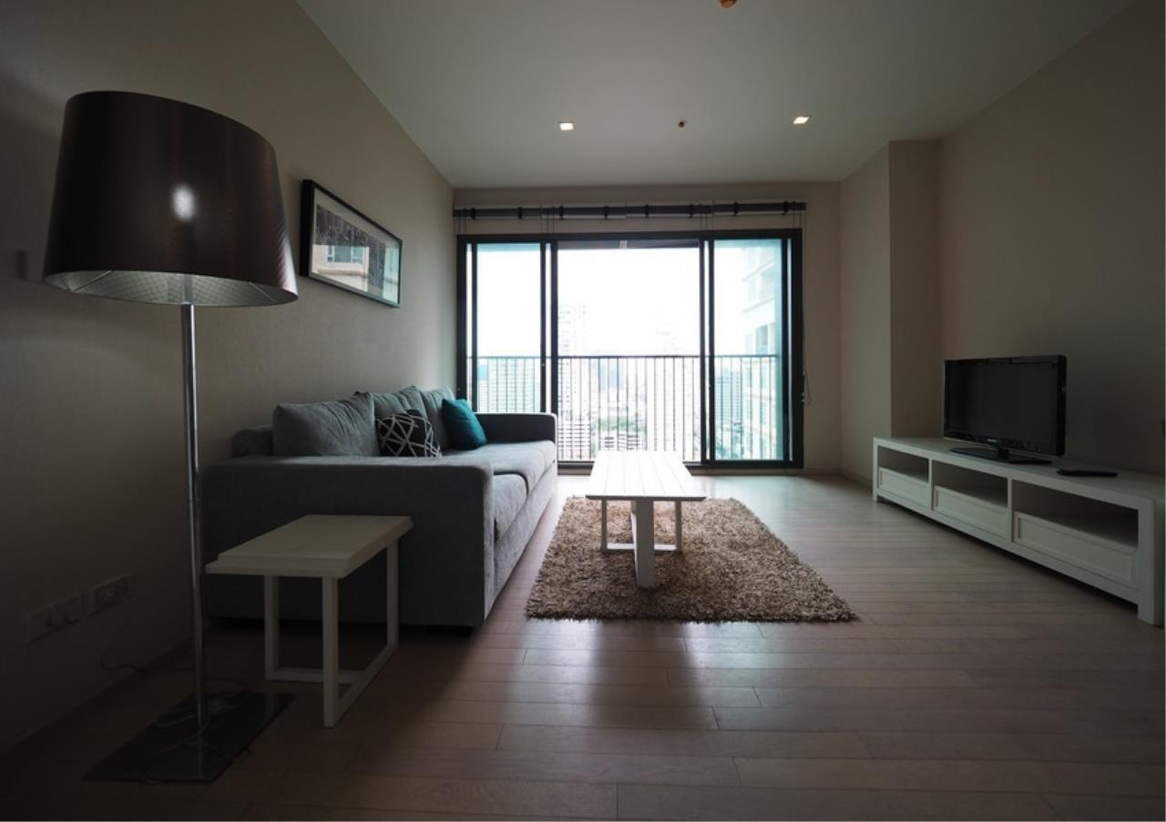 Bangkok Residential Agency's 1 Bed Condo For Rent in Thonglor BR9347CD 4