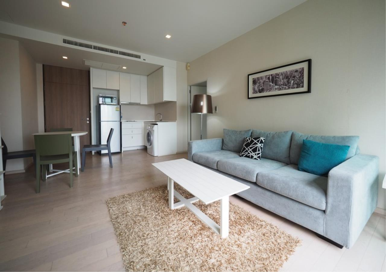 Bangkok Residential Agency's 1 Bed Condo For Rent in Thonglor BR9347CD 1