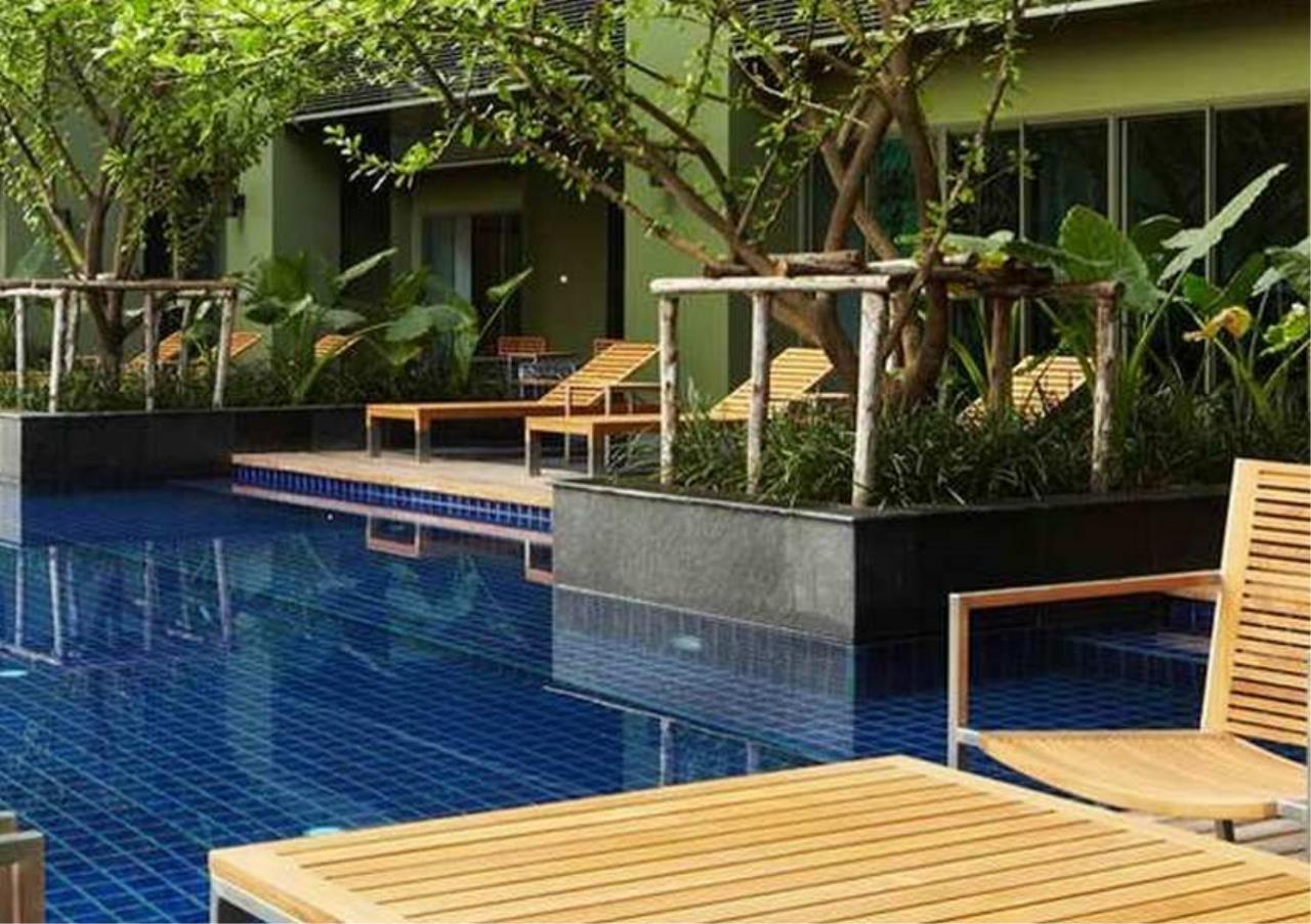 Bangkok Residential Agency's 1 Bed Condo For Rent in Thonglor BR9347CD 9