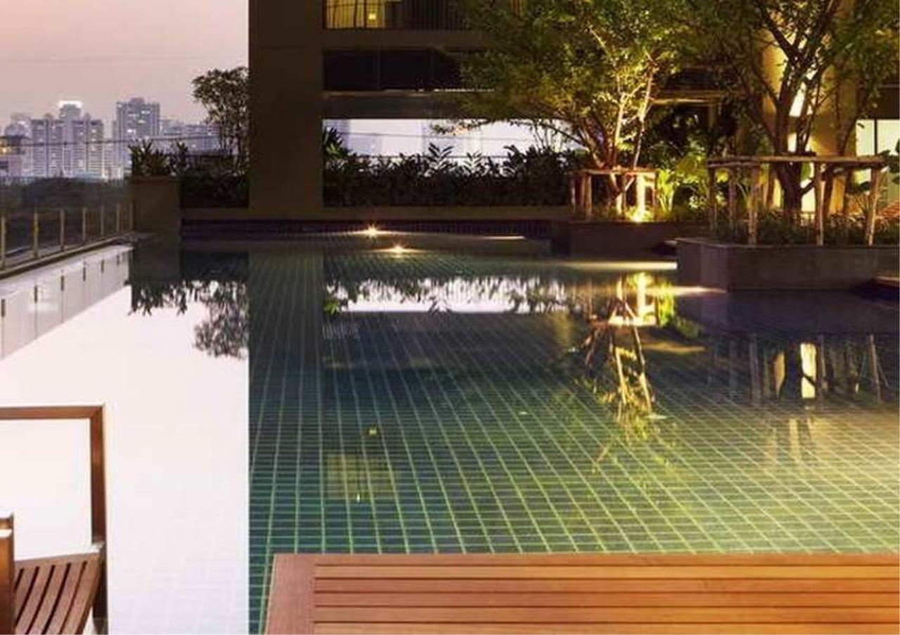 Bangkok Residential Agency's 1 Bed Condo For Rent in Thonglor BR9347CD 10