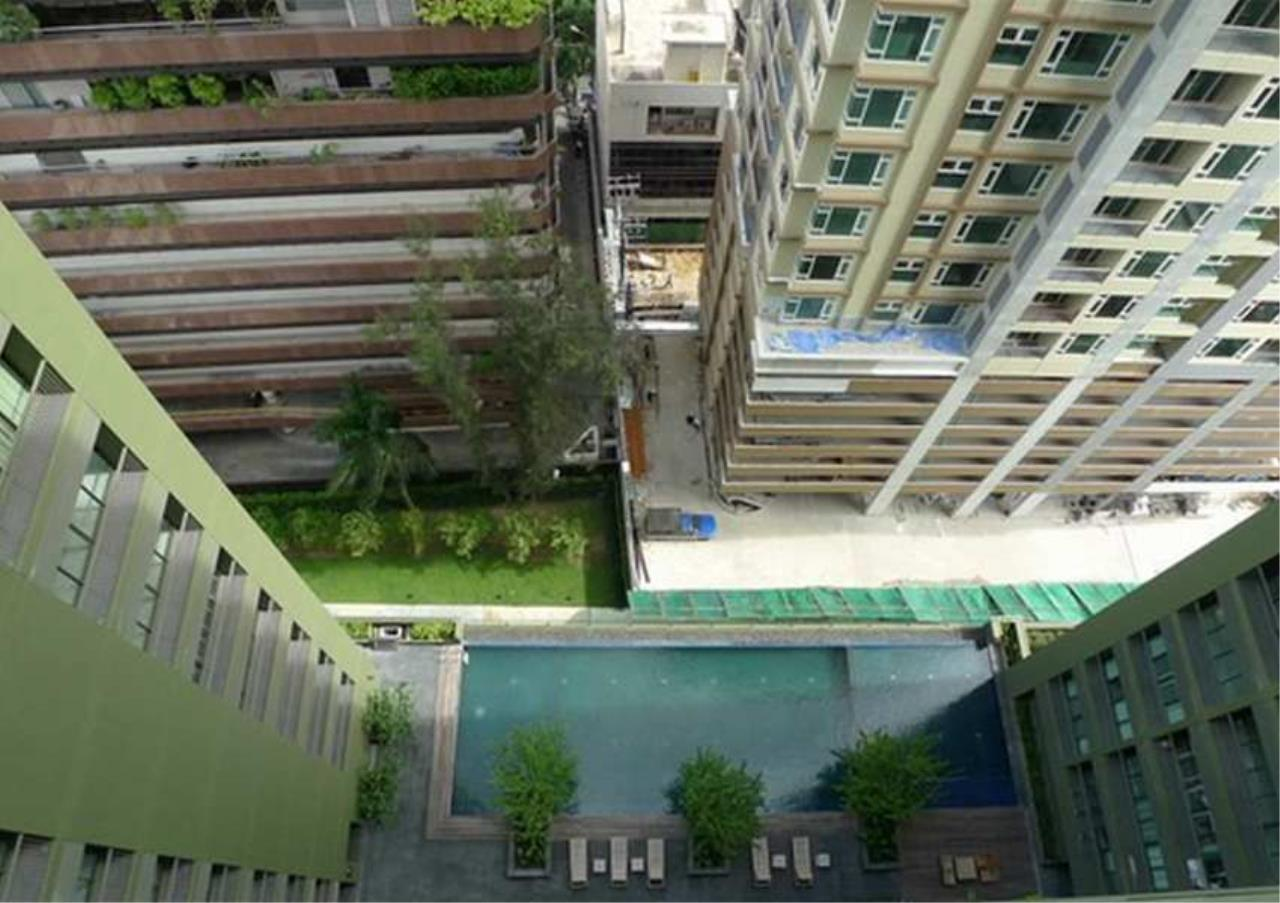 Bangkok Residential Agency's 1 Bed Condo For Rent in Thonglor BR9347CD 13