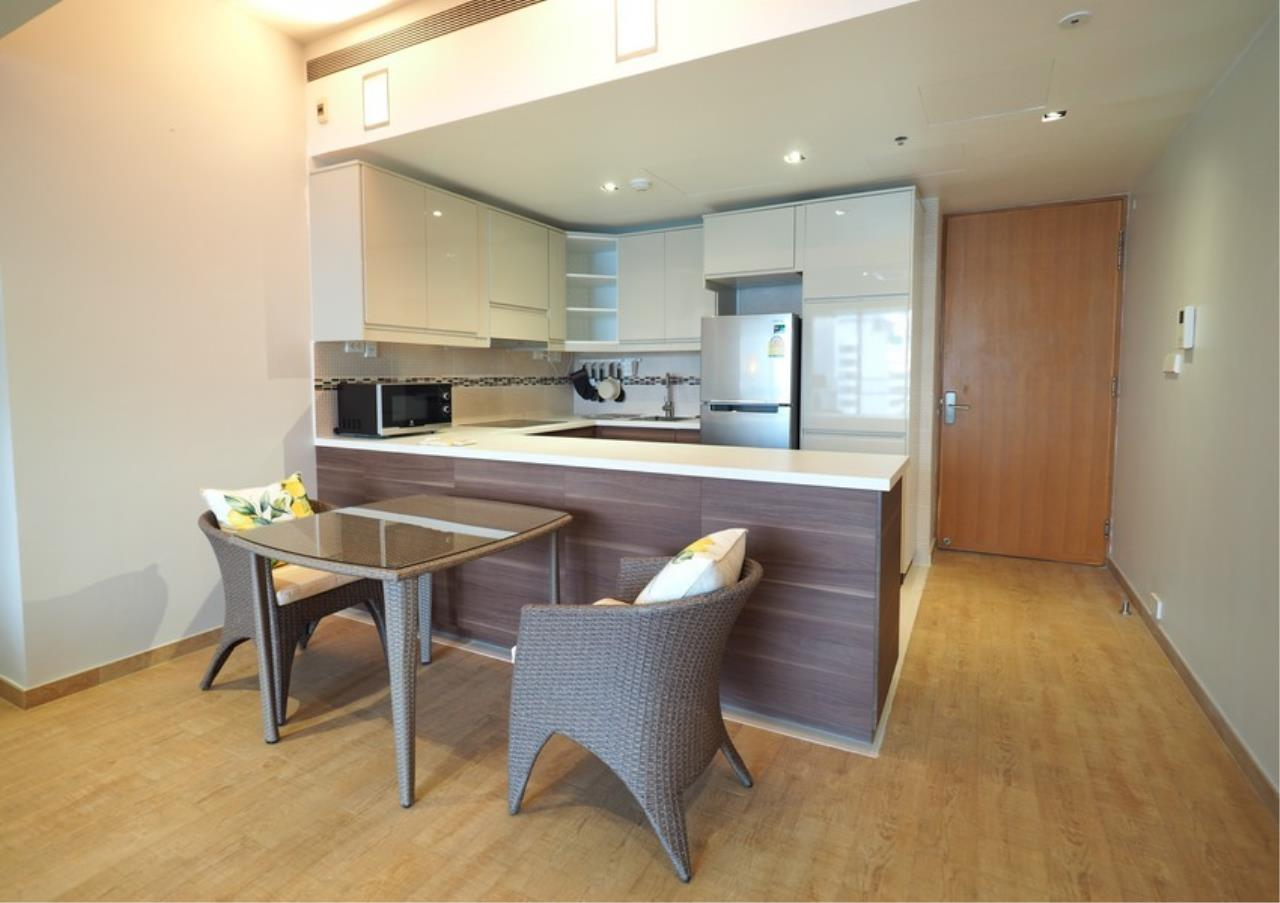 Bangkok Residential Agency's 2 Bed Condo For Rent	in Sathorn BR9378CD 4