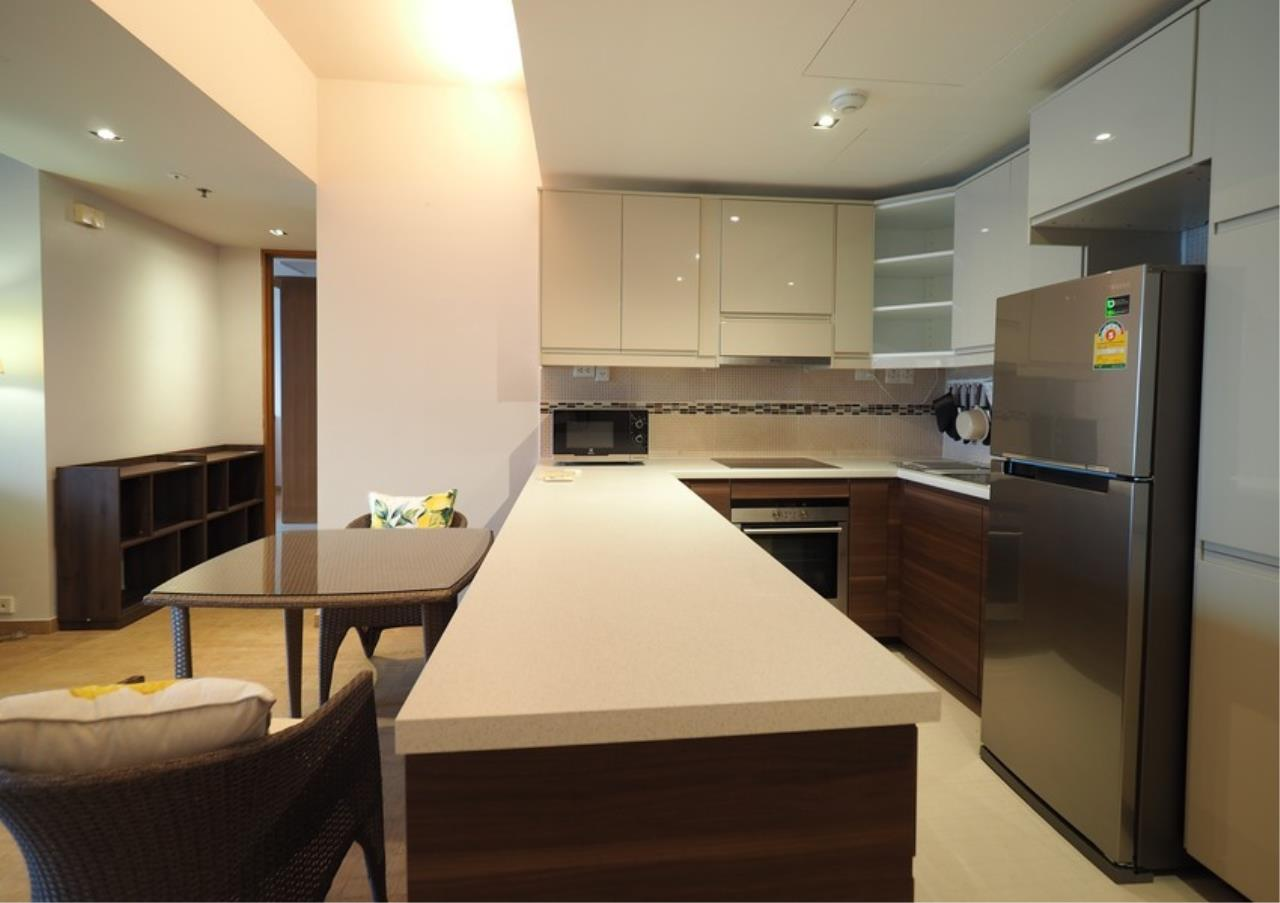 Bangkok Residential Agency's 2 Bed Condo For Rent	in Sathorn BR9378CD 5