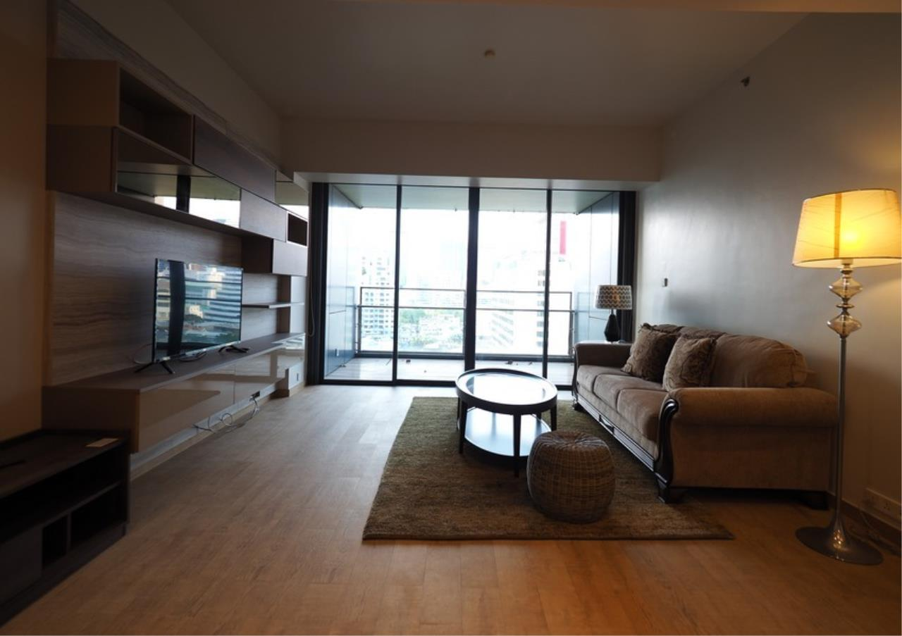 Bangkok Residential Agency's 2 Bed Condo For Rent	in Sathorn BR9378CD 2