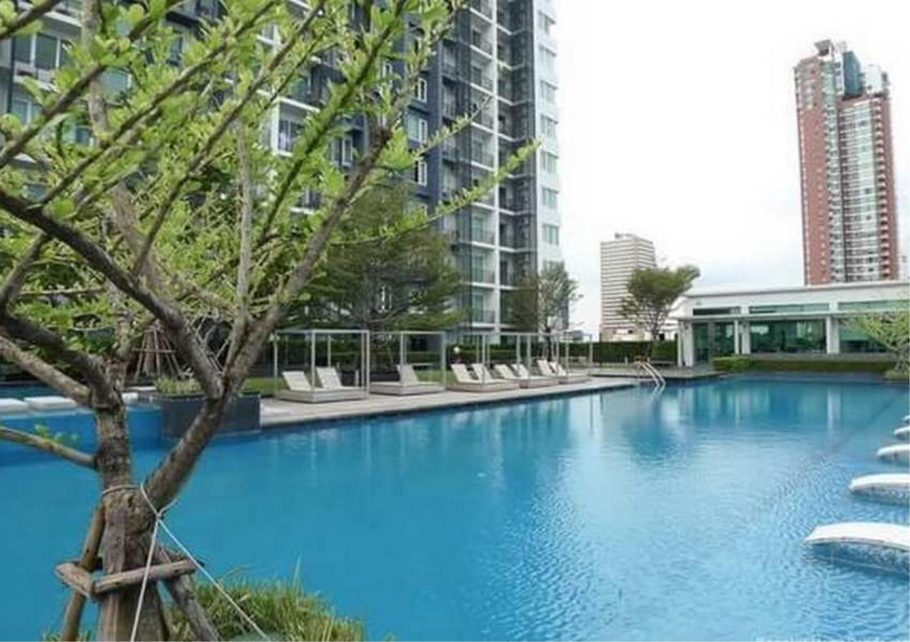 Bangkok Residential Agency's 1 Bed Condo For Rent in Thong Lo BR9590CD 1