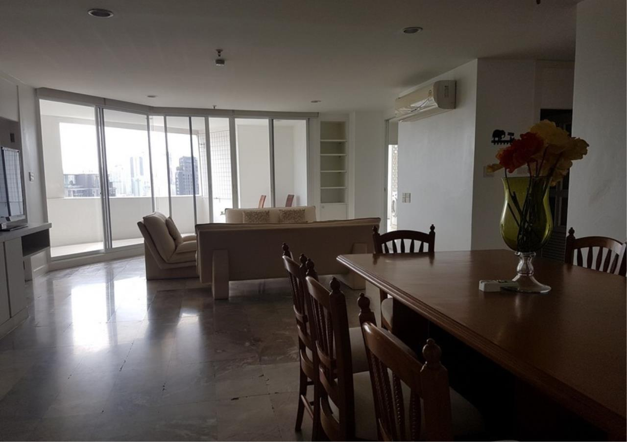 Bangkok Residential Agency's 3 Bed Condo For Rent in Thonglor BR9831CD 5