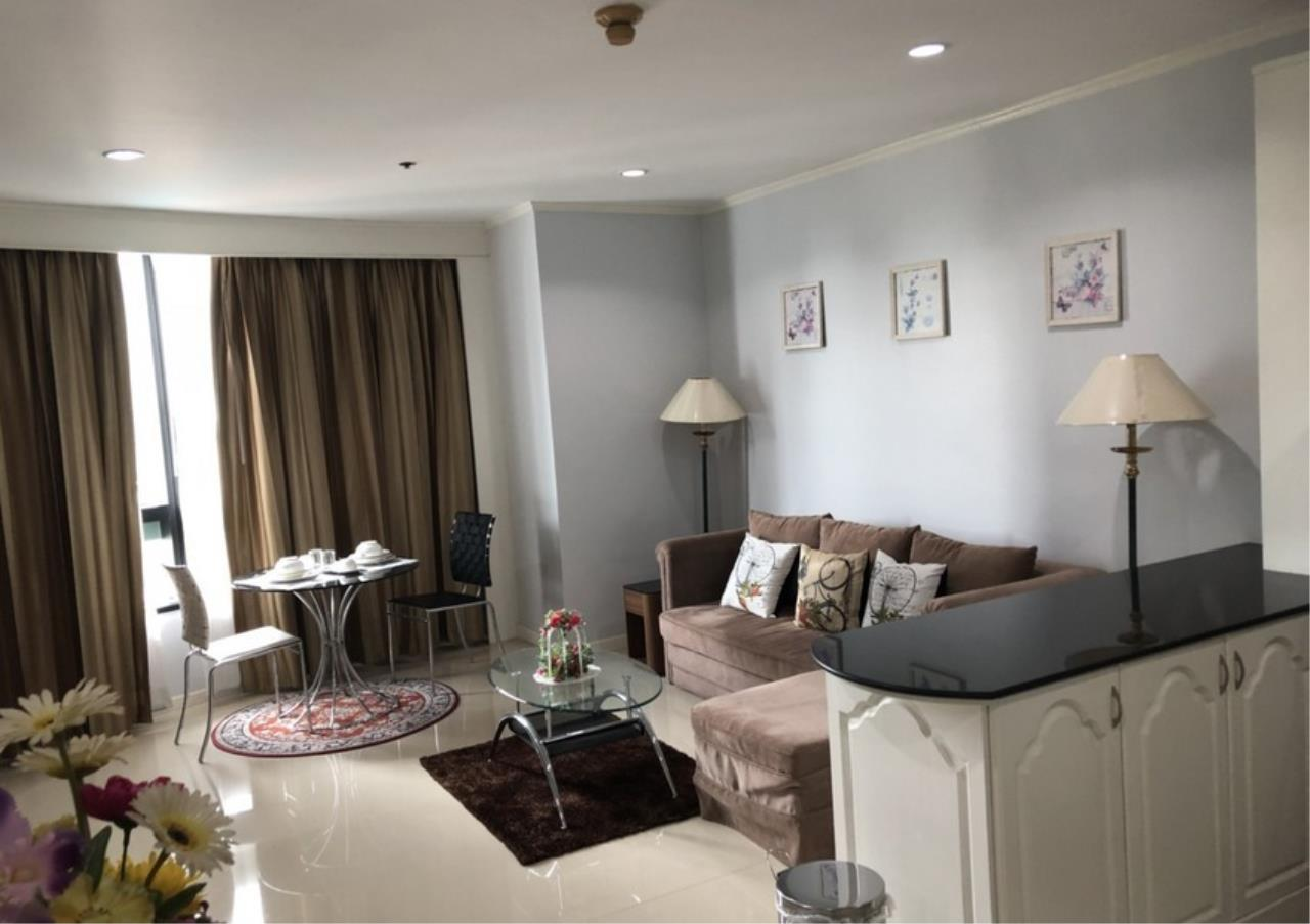 Bangkok Residential Agency's 1 Bed Condo For Rent in Chidlom BR9888CD 3