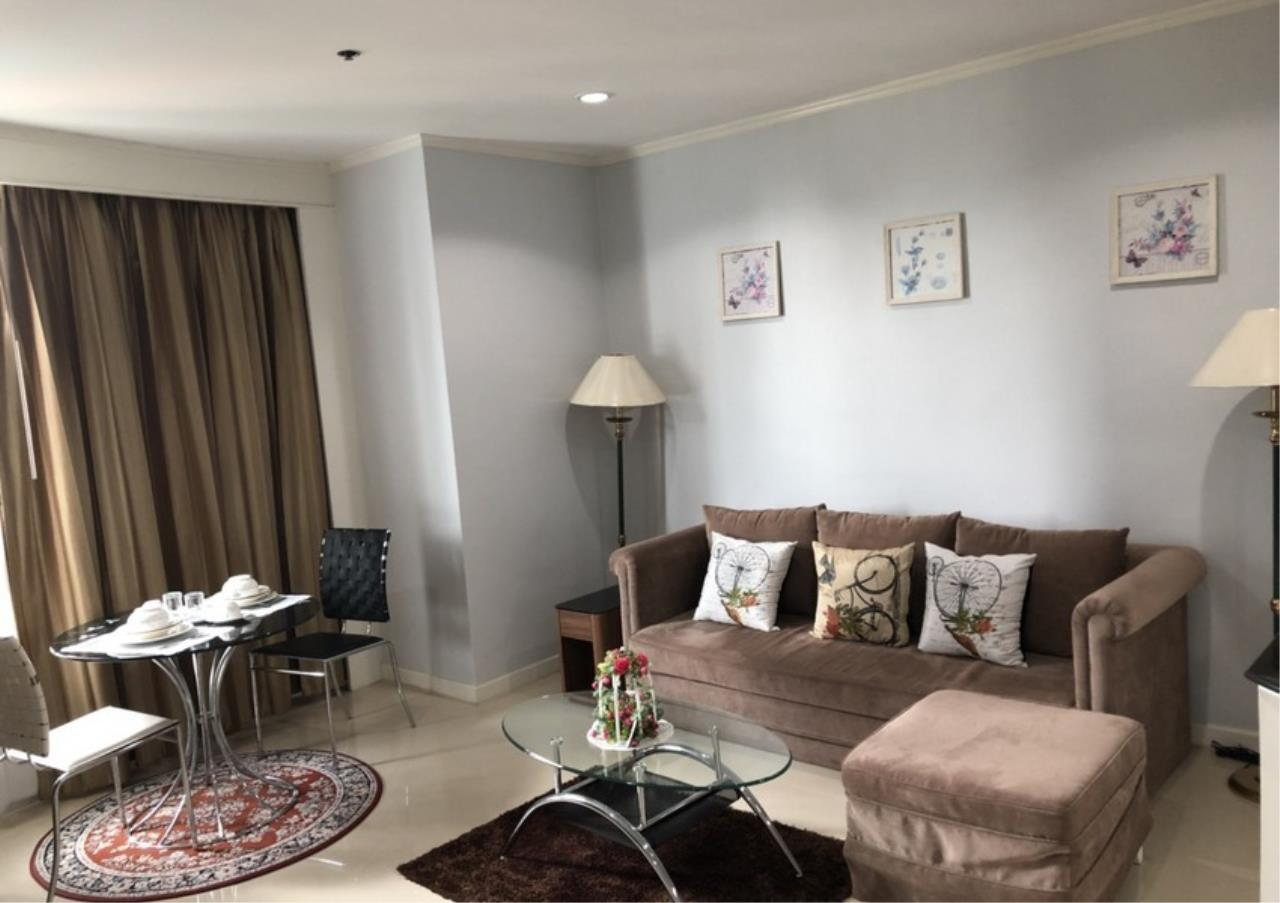 Bangkok Residential Agency's 1 Bed Condo For Rent in Chidlom BR9888CD 1