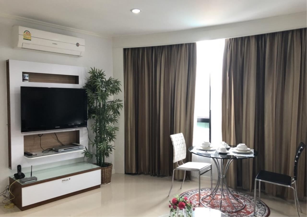Bangkok Residential Agency's 1 Bed Condo For Rent in Chidlom BR9888CD 2