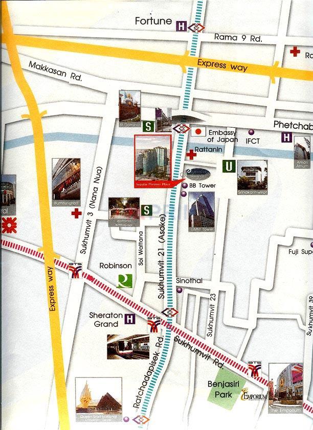 RE/MAX PRIME Agency's CR-BO2000233 - Supalai Premier Place - Asoke 4