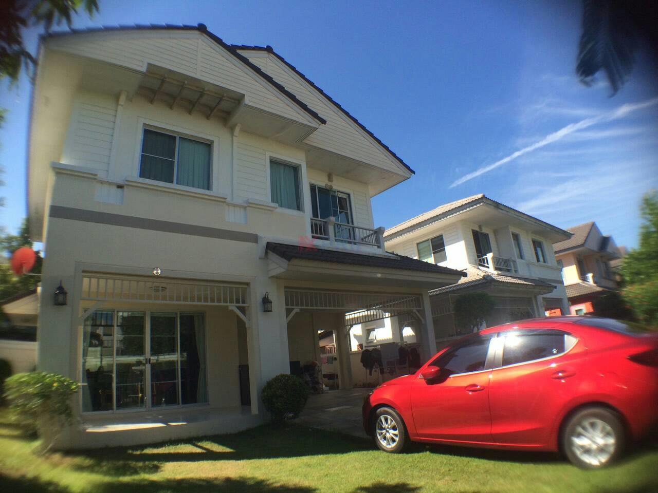 RE/MAX PRIME Agency's HS-B01600004 - House for Sale Baan Nunthawan Sathorn Ratchapruek 1