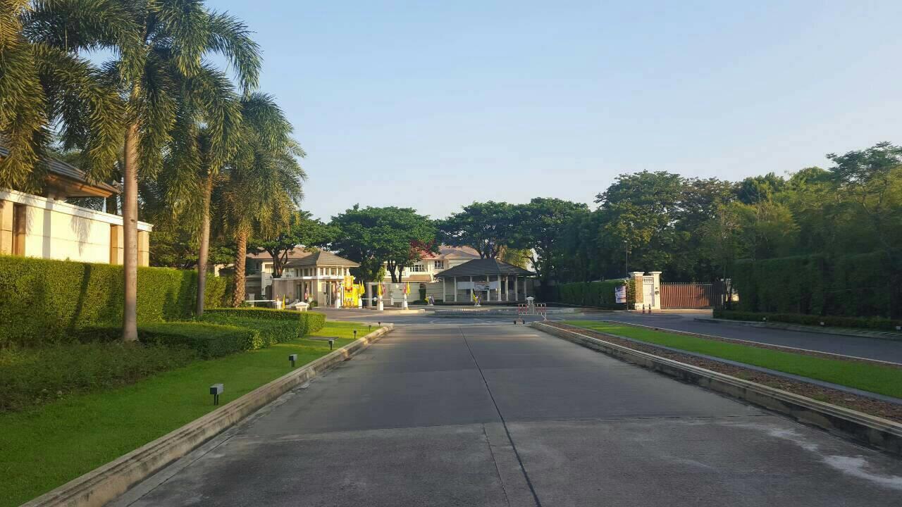 RE/MAX PRIME Agency's HS-B01600004 - House for Sale Baan Nunthawan Sathorn Ratchapruek 7