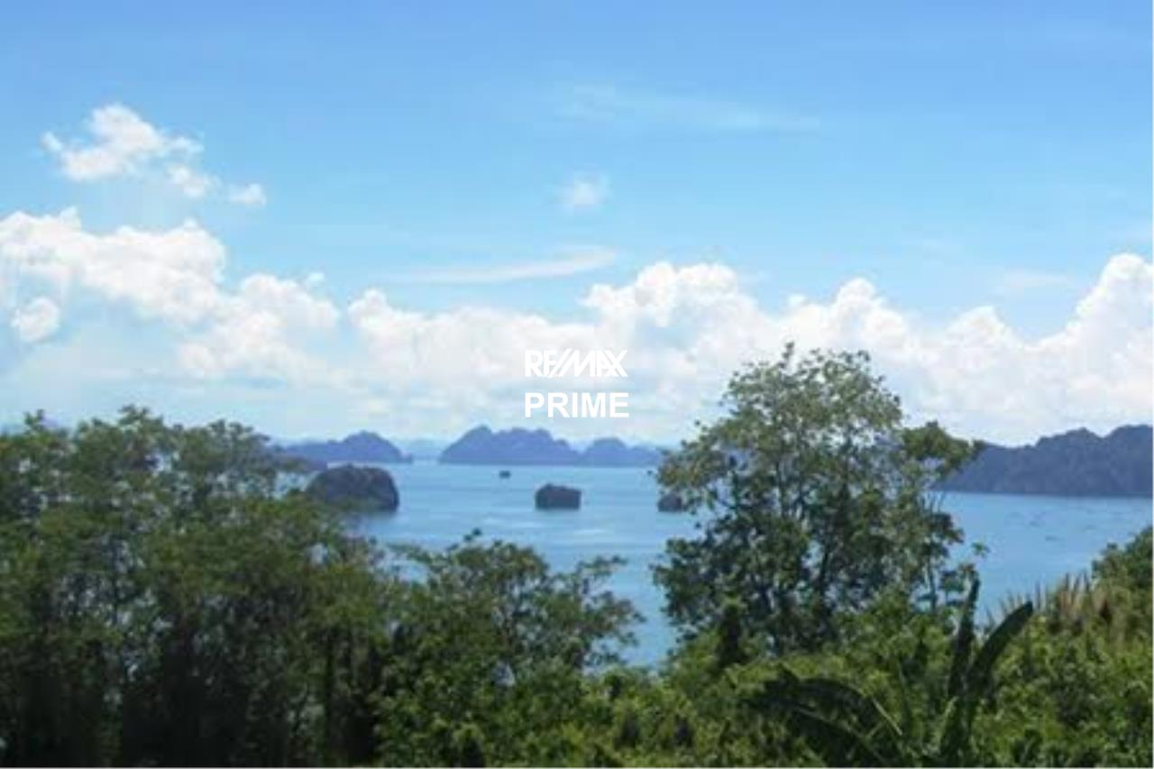 RE/MAX PRIME Agency's Land for Sale Thalane Bay Krabi 1