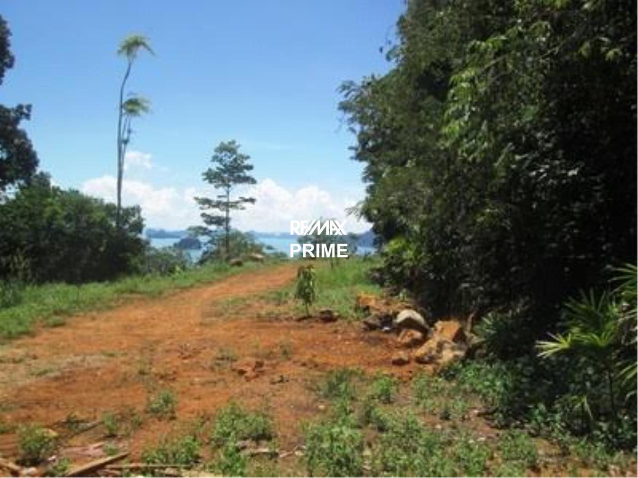 RE/MAX PRIME Agency's Land for Sale Thalane Bay Krabi 7