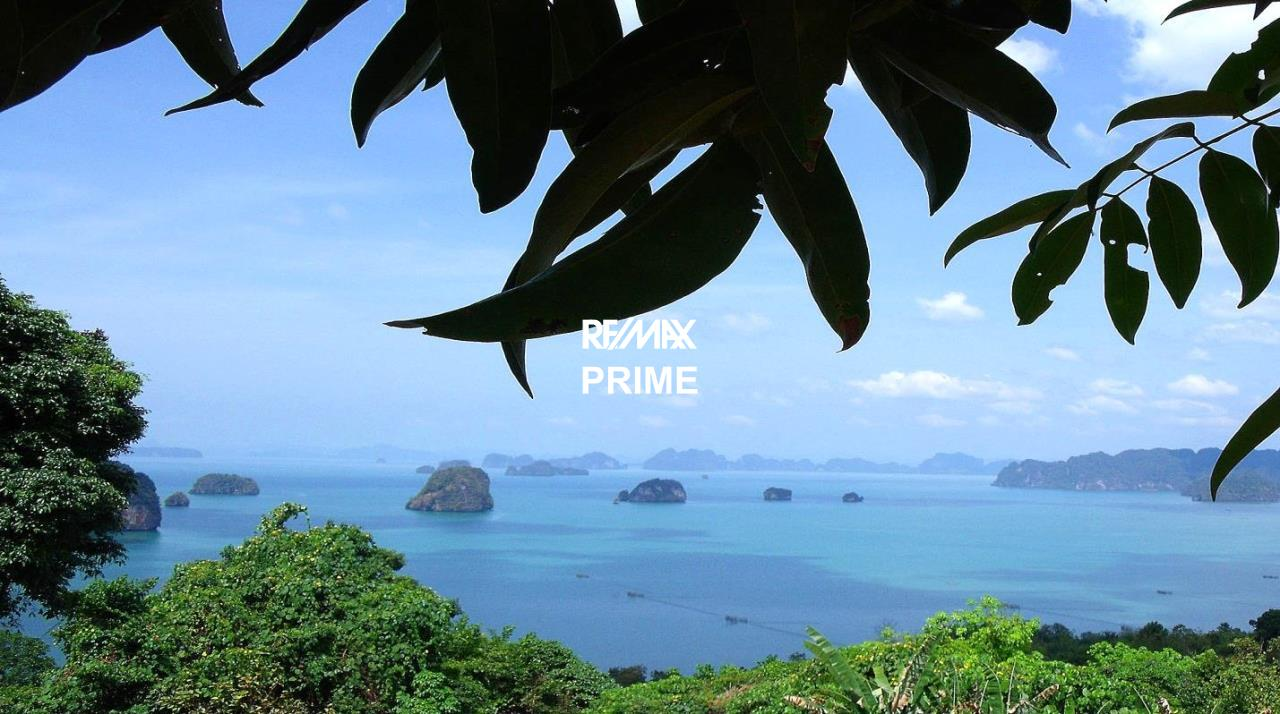 RE/MAX PRIME Agency's Land for Sale Thalane Bay Krabi 5