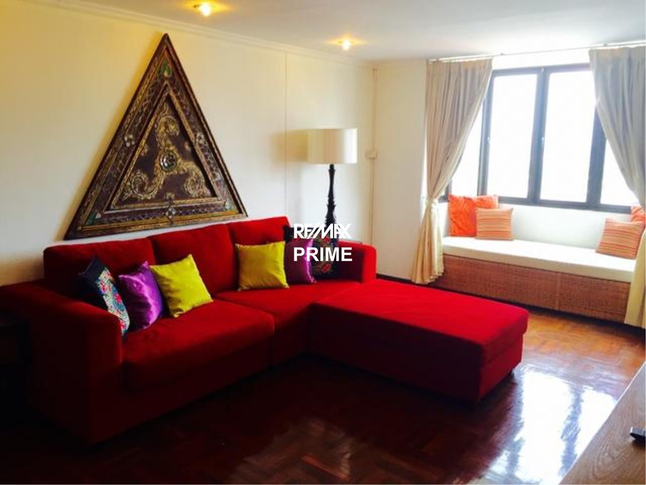 RE/MAX PRIME Agency's For Sale Omni Tower Sukhumvit Soi 4  6
