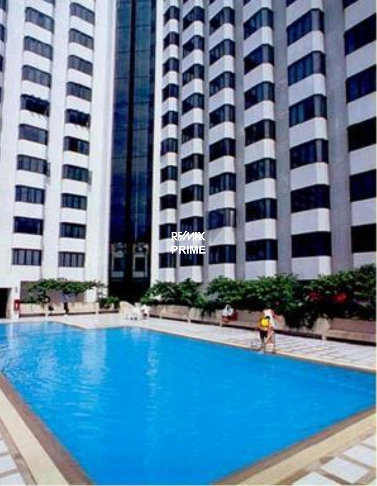RE/MAX PRIME Agency's For Sale Omni Tower Sukhumvit Soi 4  8