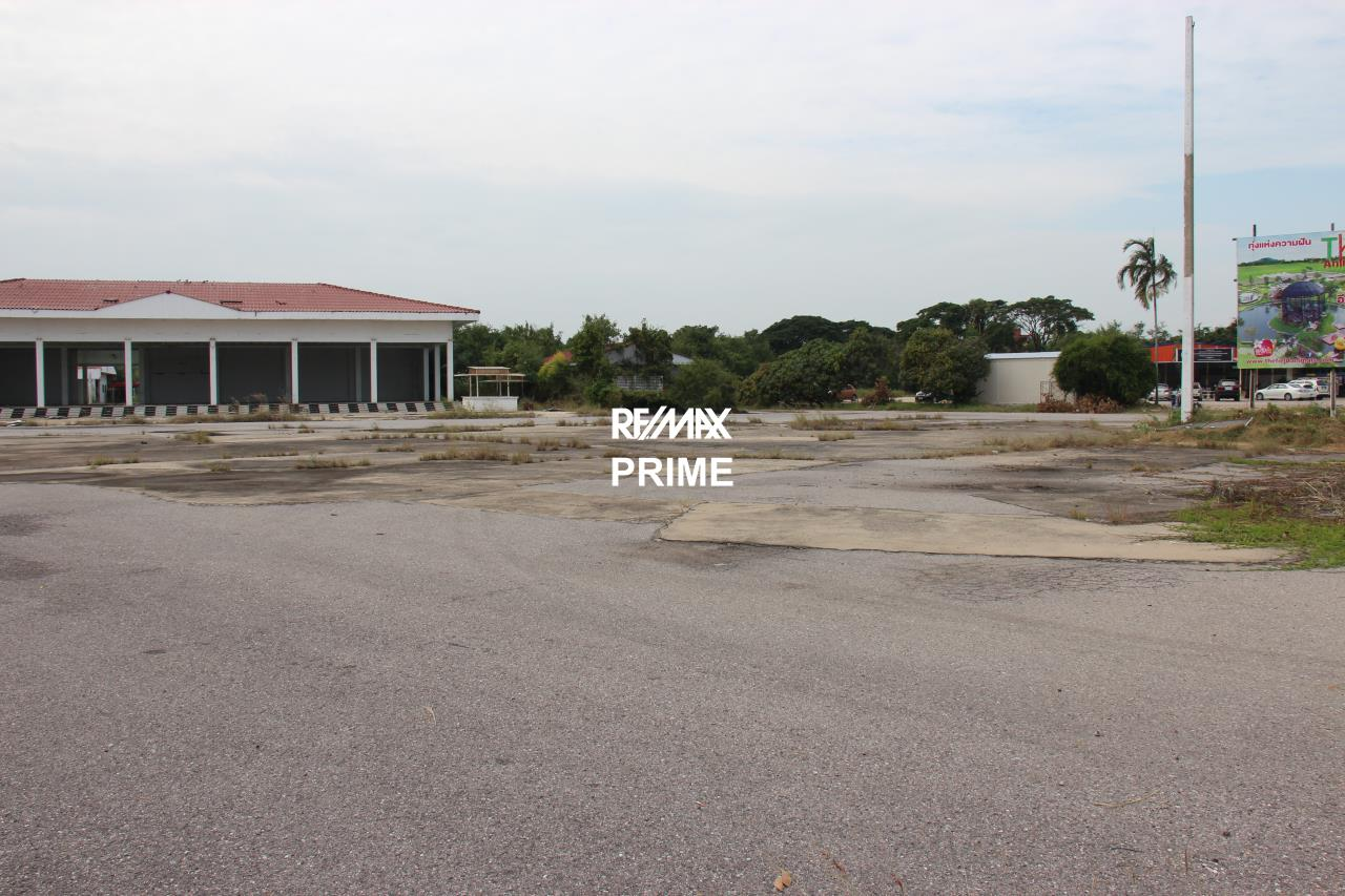 RE/MAX PRIME Agency's Land for Sale Cha-am Phetchaburi 3