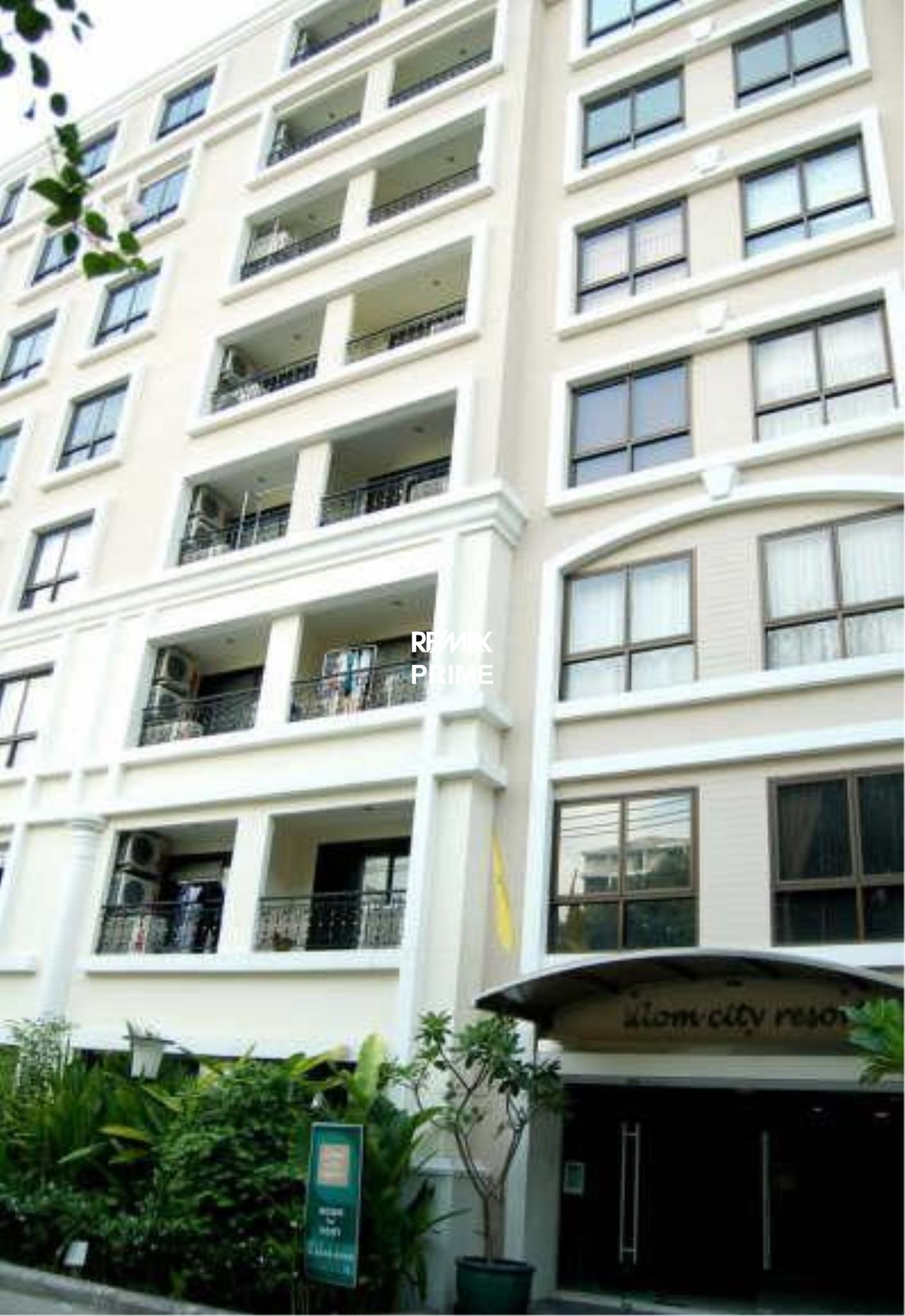 RE/MAX PRIME Agency's For Rent Silom City Resort 1