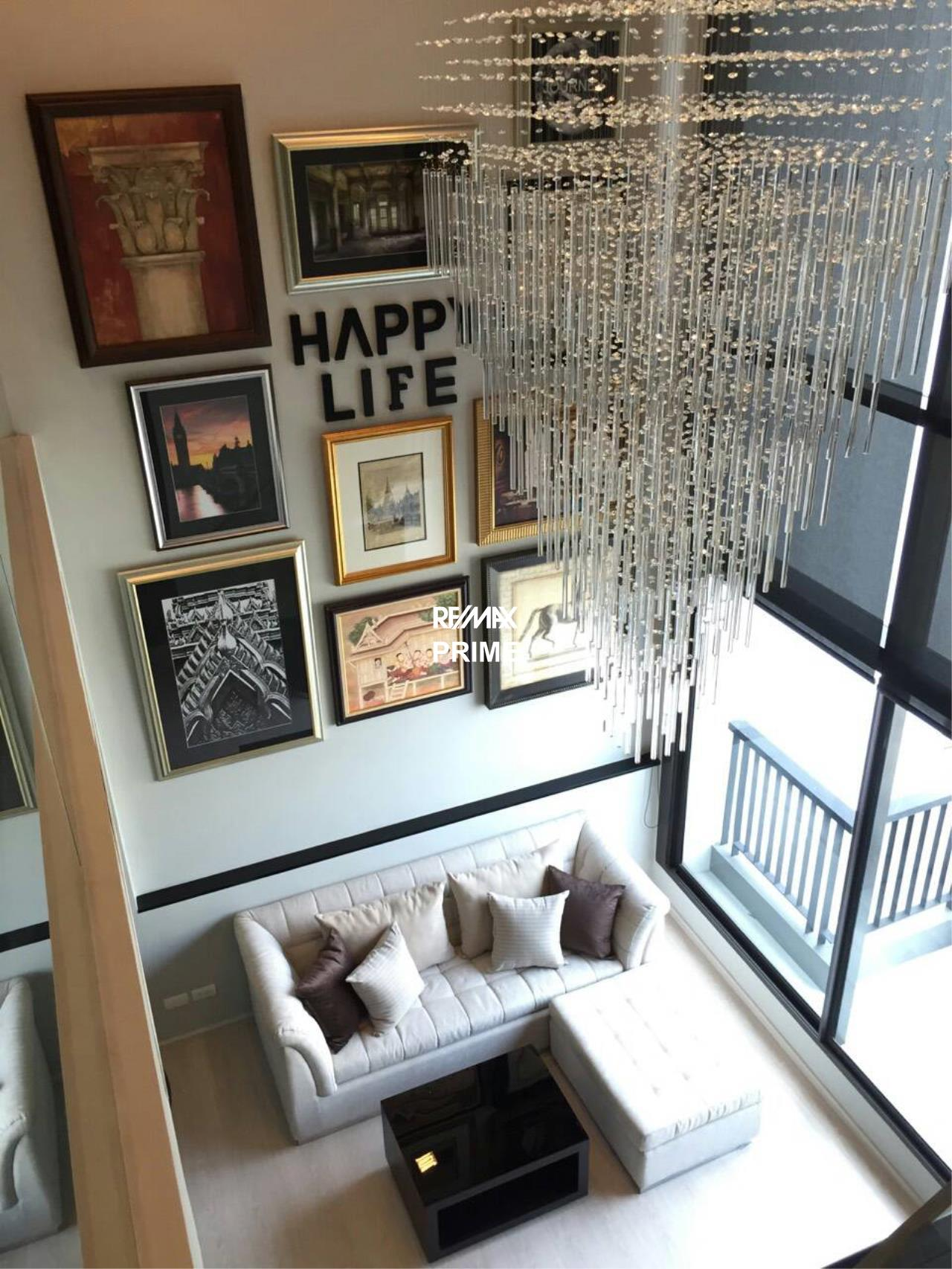 RE/MAX PRIME Agency's For Rent Rhythm Sukhumvit 44/1 3