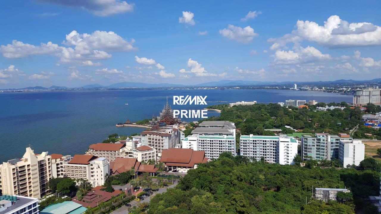 RE/MAX PRIME Agency's For Rent at Wong Amat beach North Pattaya 1