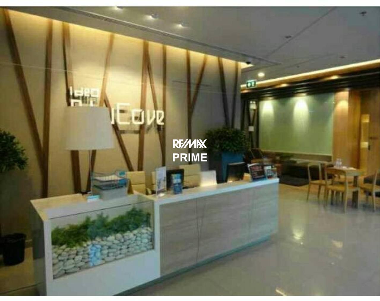 RE/MAX PRIME Agency's For Rent IDEO Blucove Sukhumvit 103  1