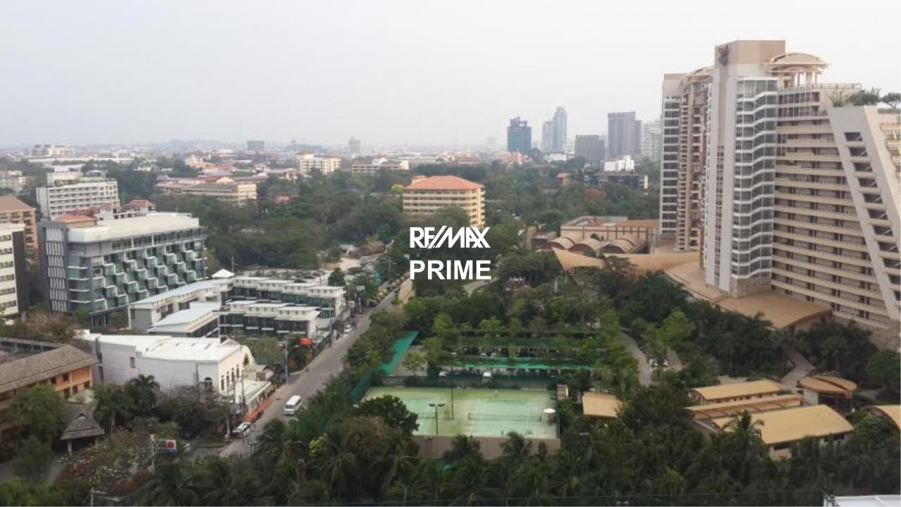 RE/MAX PRIME Agency's For Rent Zire Wongamat 6