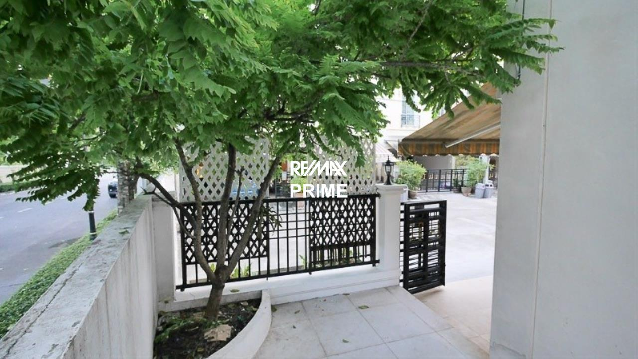 RE/MAX PRIME Agency's For Sale Baan Klangkrung Grand Vienna Rama 3 2
