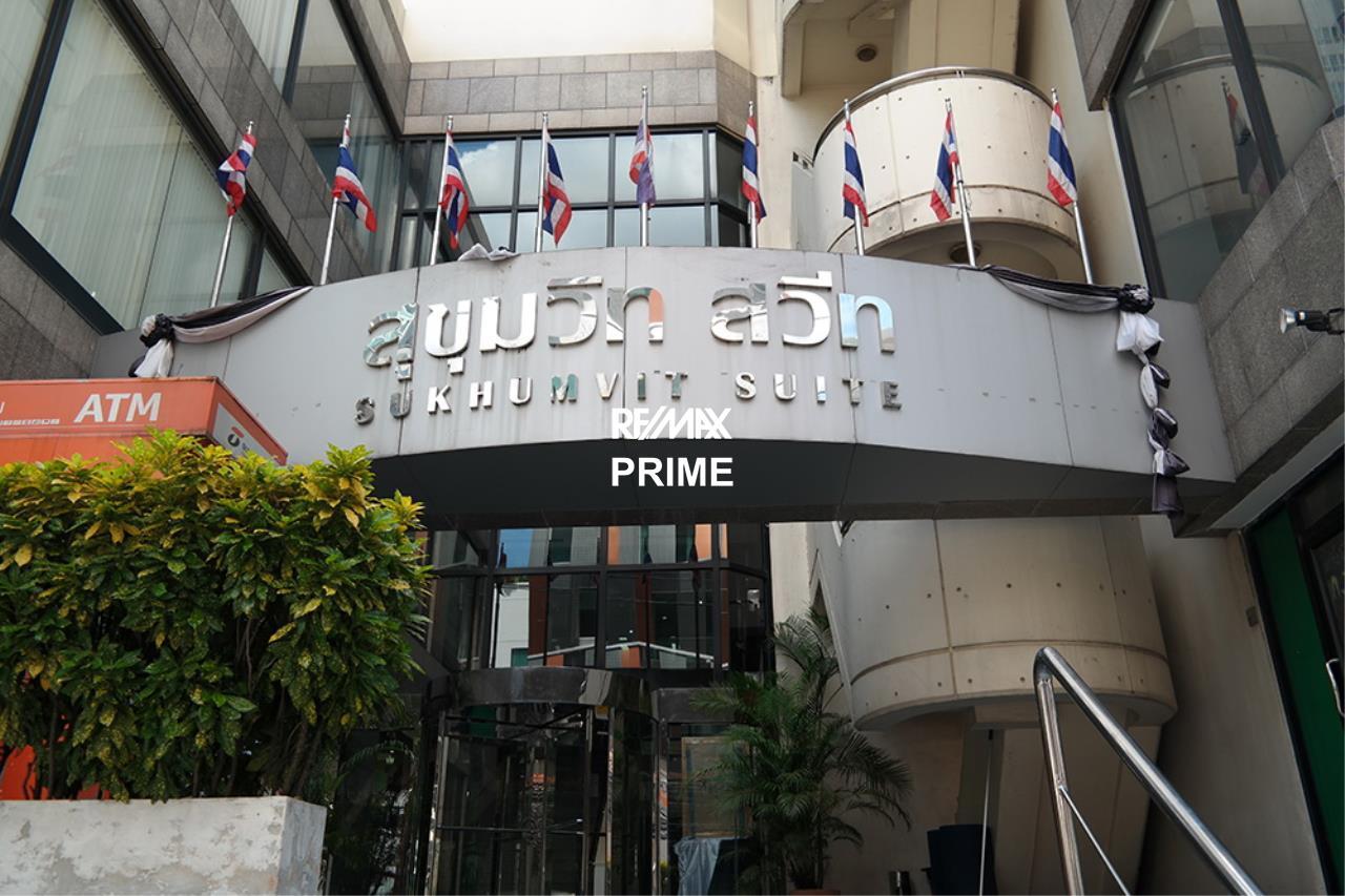 RE/MAX PRIME Agency's Retail / Office Space for Rent Sukhumvit Suite 1