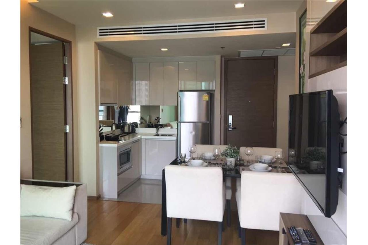 RE/MAX PRIME Agency's Modern 2 Bedrooms, Near BTS Chong Nonsi, For Rent 3