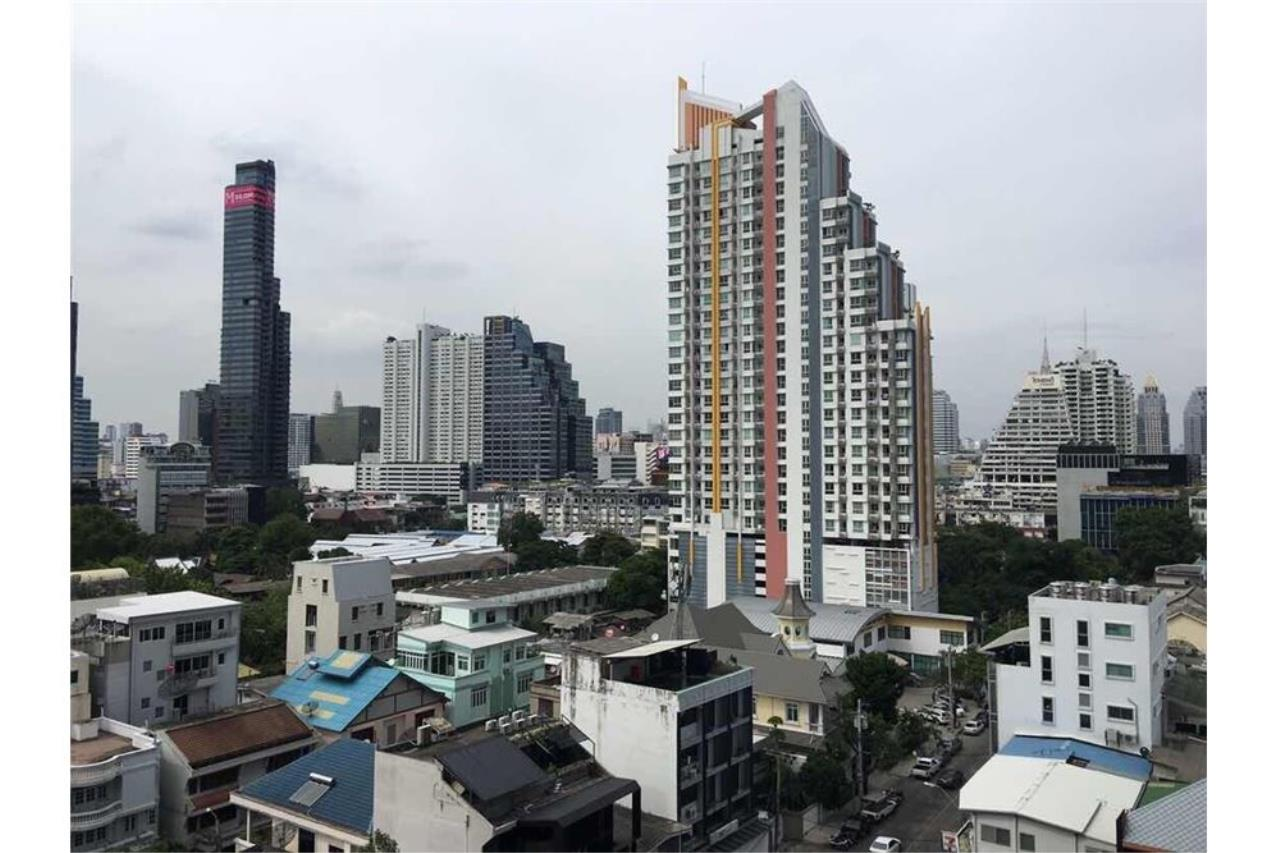 RE/MAX PRIME Agency's Modern 2 Bedrooms, Near BTS Chong Nonsi, For Rent 12
