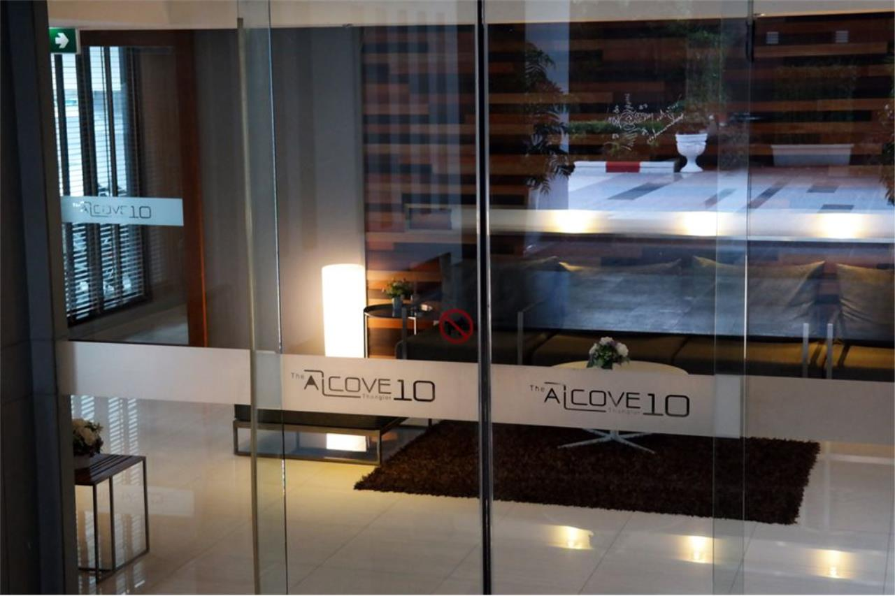 RE/MAX PRIME Agency's For Rent The Alcove Thonglor 10 Studio 33Sqm. 13