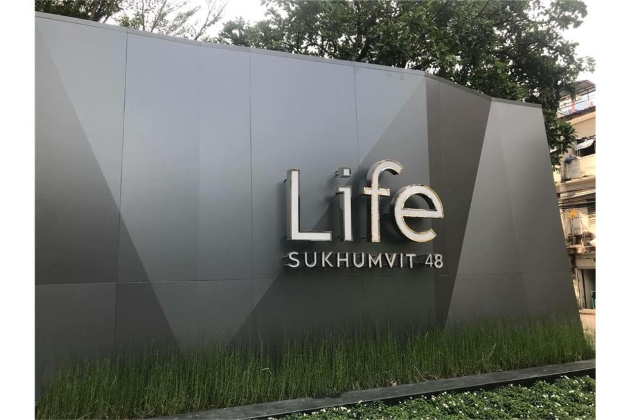 RE/MAX PRIME Agency's For sale Life Sukhumvit48 2-bed 1