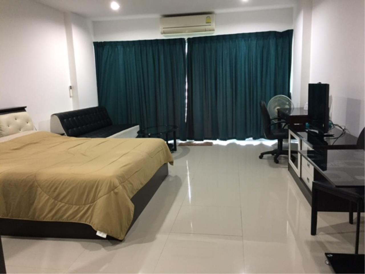 Agent - Chotika Fuchs Agency's Studio for Sale in View talay 7 - 48 Sqm floor 17th Full furnished Jomtien Side view 2