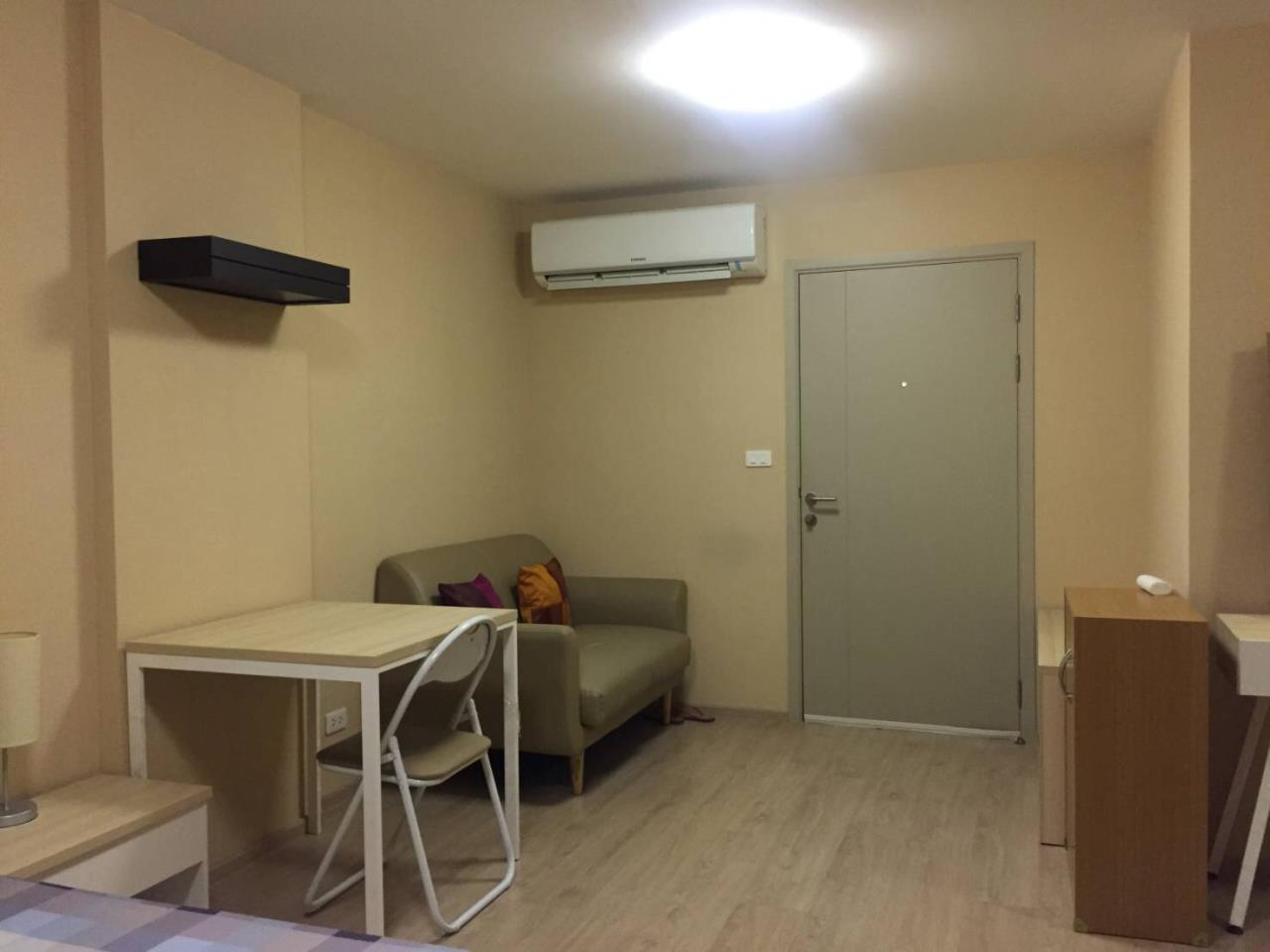 Agent - Prombood Agency's For rent or sale - Elio Del Ray near Punnawithi and Udomsuk BTS station 5