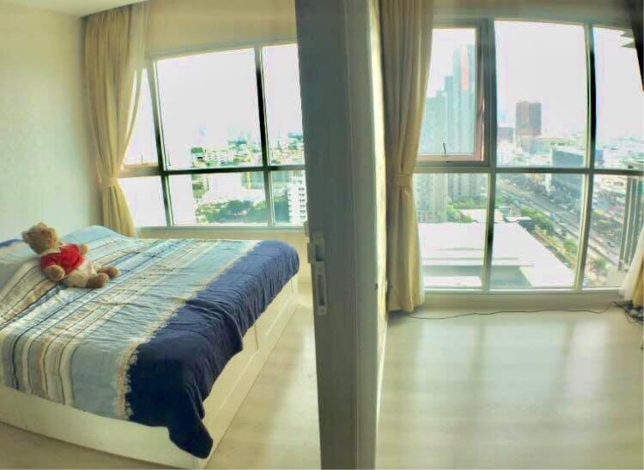 Agent - Prombood Agency's Sale - 2 Bedrooms 46 sq.m. Life Ratchadapisek near Huai Khwang and Sutthisan MRT Station 5