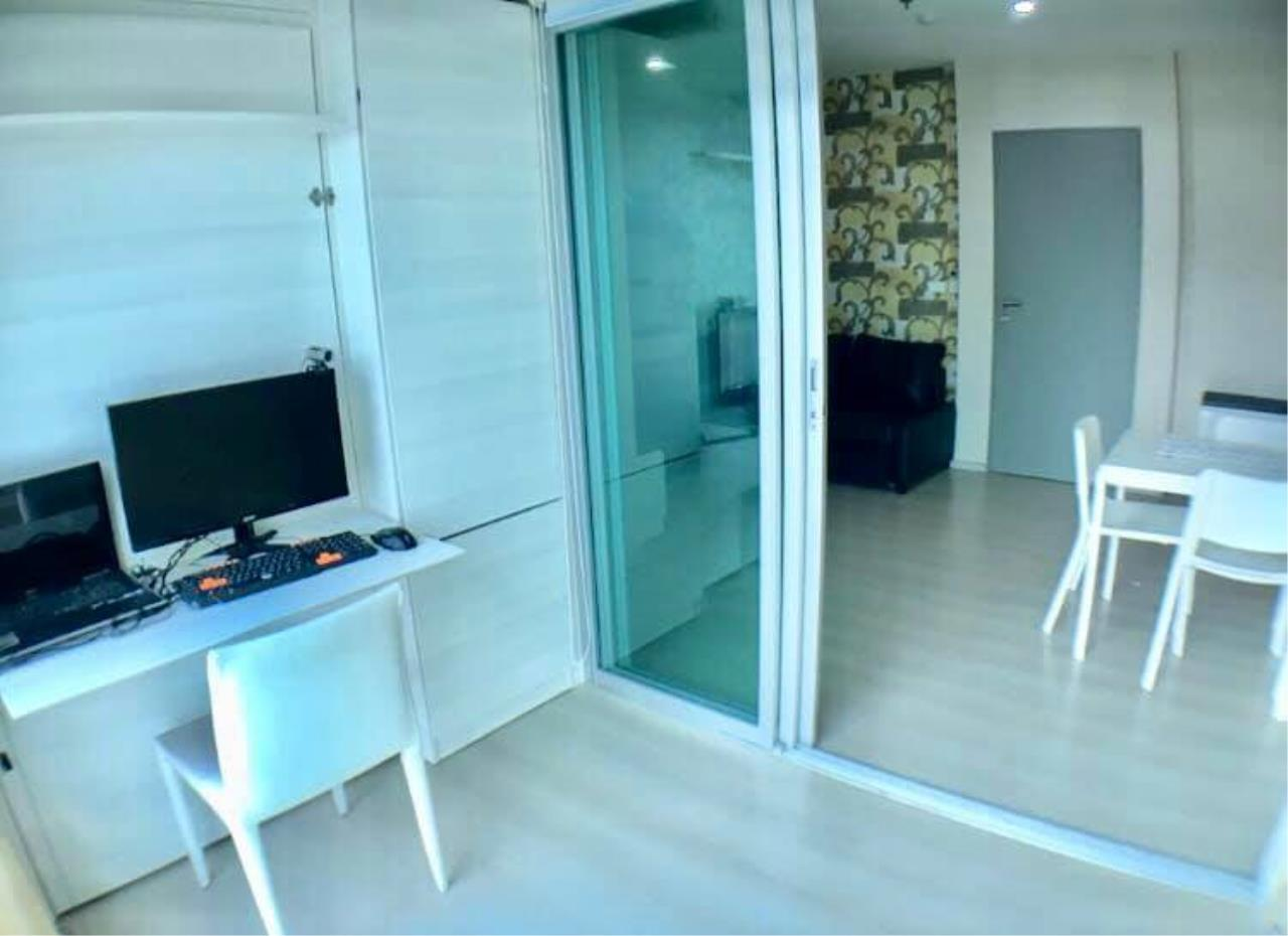Agent - Prombood Agency's Sale - 2 Bedrooms 46 sq.m. Life Ratchadapisek near Huai Khwang and Sutthisan MRT Station 8