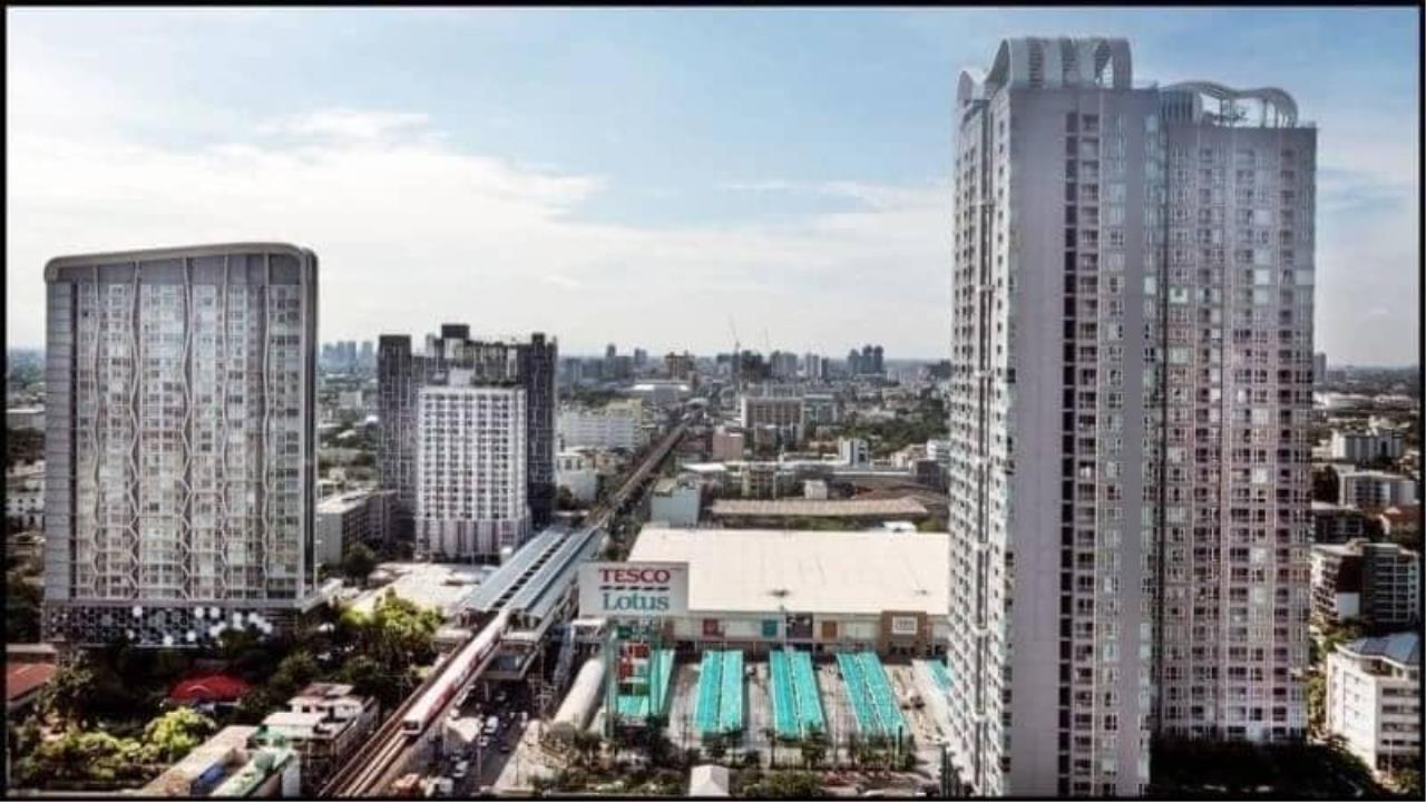 Agent - Prombood Agency's Sale - 2 Bedrooms  50 sq.m. Diamond Sukhumvit near Onnut BTS Station 7