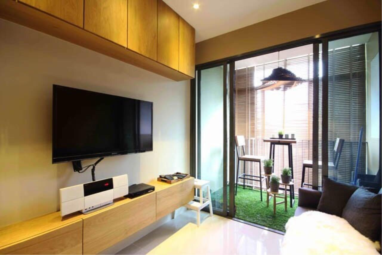 Agent - Prombood Agency's Sale - 1 Bedroom 35 sq.m. Ideo Blucove Sukhumvit near Udomsuk BTS Station 5