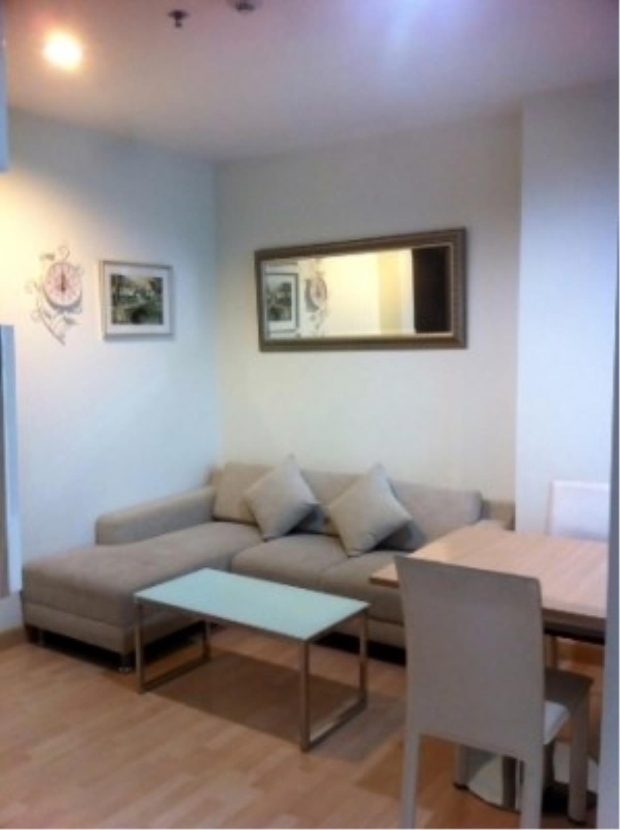 Agent - Prombood Agency's Sale - 1 Bedroom 36 sq.m. Rhythm Ratchada near Ratchadapisek MRT Station 2