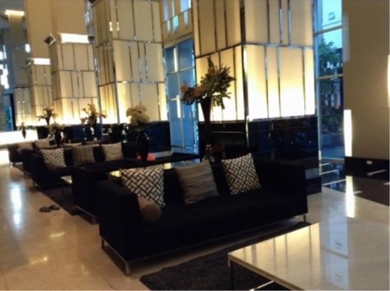 Agent - Prombood Agency's Sale - 1 Bedroom 36 sq.m. Rhythm Ratchada near Ratchadapisek MRT Station 7
