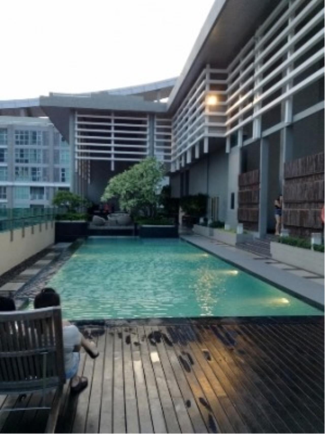 Agent - Prombood Agency's Sale - 1 Bedroom 36 sq.m. Rhythm Ratchada near Ratchadapisek MRT Station 10