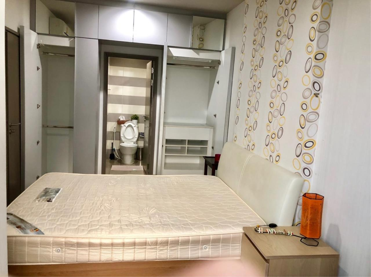 Agent - Prombood Agency's Sale with tenant - 1 Bedroom 35 sq.m. Ceil by Sansiri near Ekkamai BTS Station 2