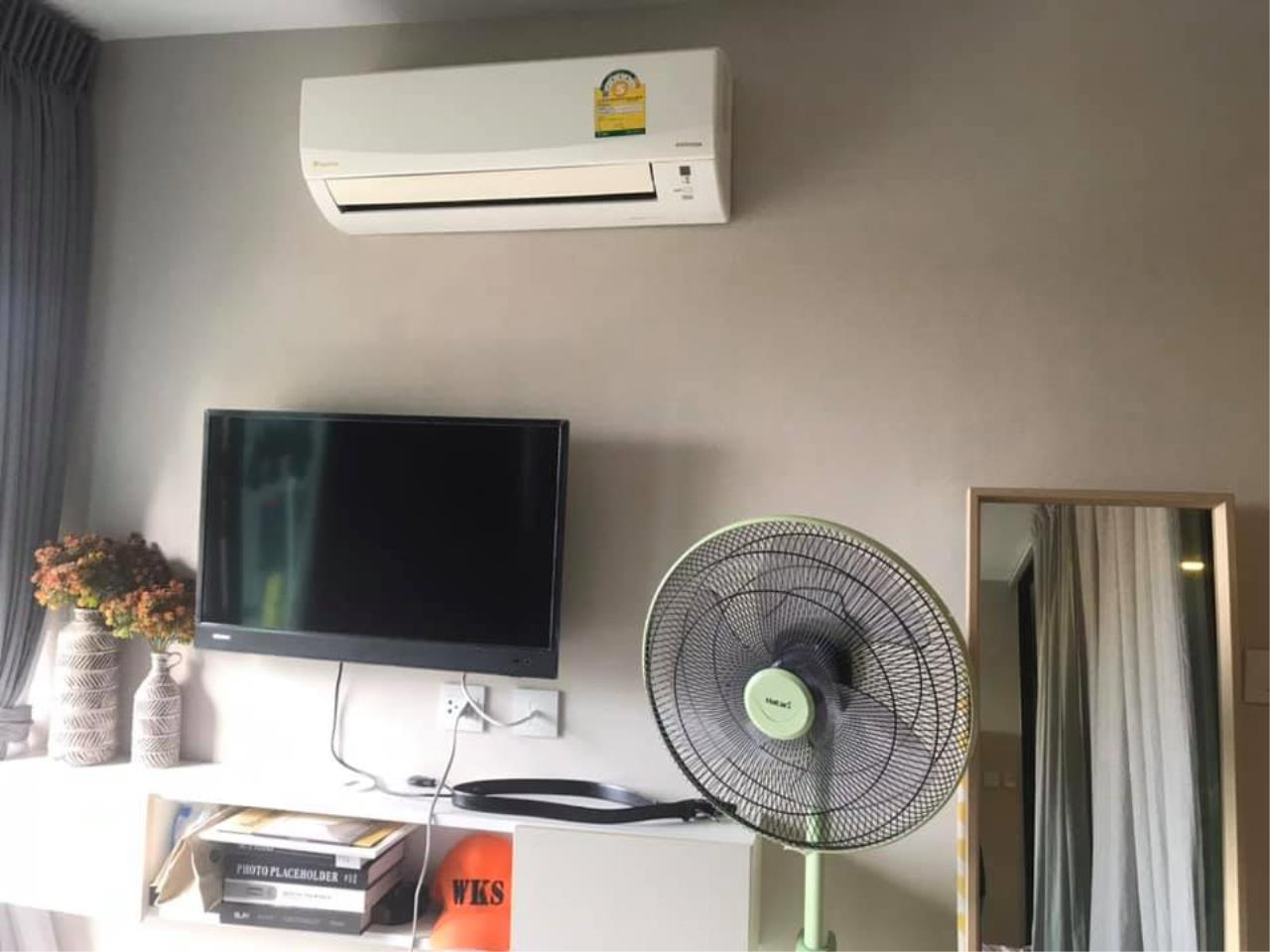 Agent - Prombood Agency's Sale - 2 Bedrooms 34 sq.m. Pause Sukhumvit 103 near Udomsuk BTS Station 5