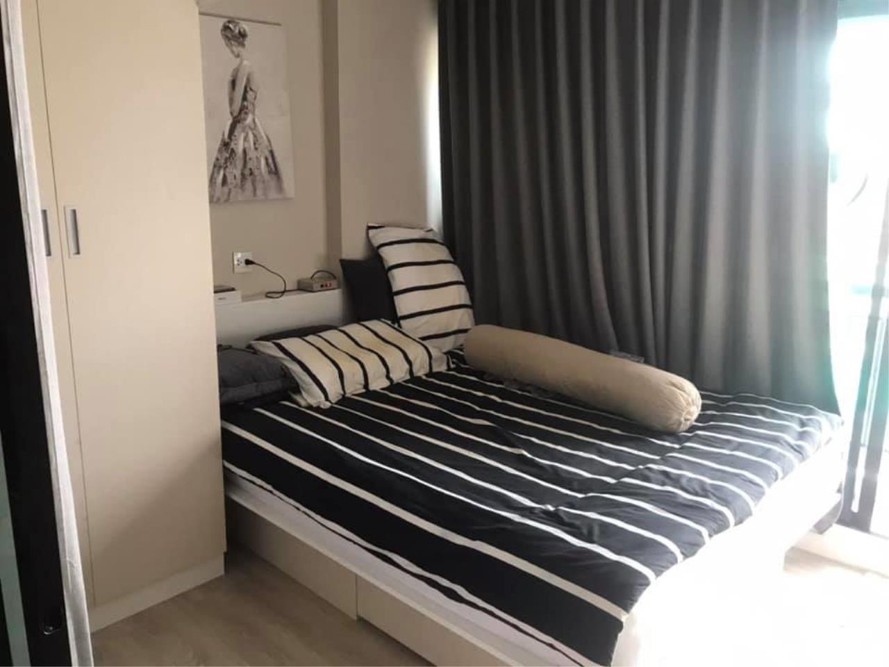 Agent - Prombood Agency's Sale - 2 Bedrooms 34 sq.m. Pause Sukhumvit 103 near Udomsuk BTS Station 1