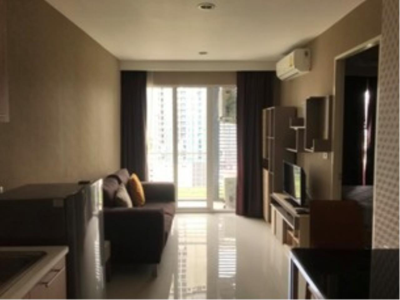 Agent - Prombood Agency's Sale - 1 Bedroom 40 sq.m. The Mark Ratchada-Airport Link near Phra Ram 9 MRT Station and Makkasan Airport Link 6